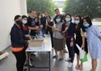รูปภาพ : มทร.ล้านนา เชียงราย ผลิตเจลล้างมือป้องกันไวรัส COVID - 19