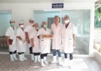 รูปภาพ : อาจารย์สาขาวิทยาศาสตร์และเทคโนโลยีการอาหาร มทร.ล้านนา ลำปาง เป็นวิทยากรถ่ายทอดองค์ความรู้แก่ผู้ประกอบการ1213มีค63