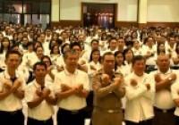 Image : มทร.ล้านนา ลำปาง ร่วมงานวันต่อต้านคอร์รัปชั่นสากล (ประเทศไทย) ประจำปี 2562