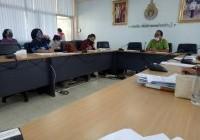 รูปภาพ : ประชุมคณะกรรมการดำเนินงาน ITA