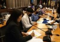 Image : 08-06-63 ลงนามในสัญญาทุนกระกนิษฐาสัมมนาชีพ