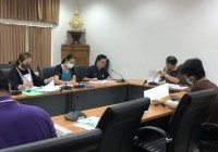 รูปภาพ : มทร.ล้านนา เชียงราย จัดการประชุมพิจารณาอนุมัติผลการศึกษา ประจำภาคการศึกษาฤดูร้อน / 2562