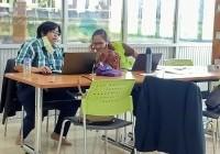 รูปภาพ : ปฐมนิเทศนักศึกษาประจำปี 2563 รูปแบบออนไลน์