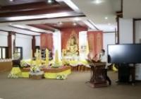 Image : ศวธ.จัดโครงการส่งเสริมพระพุทธศาสนาเนื่องในวันเข้าพรรษา กิจกรรม มอบเทียนพรรษาให้กับ 12 หน่วยงาน