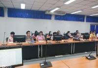 รูปภาพ : ประชุมคณะกรรมการตรวจสอบข้อเท็จจริงวัสดุ