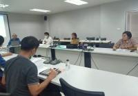 รูปภาพ : ประชุมเตรียมความพร้อมการออกแบบจัดทำโครงสร้างรถกระทง 2563