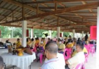 Image : มทร.ล้านนา เชียงราย ติดตามความก้าวหน้าโครงการยกระดับคุณภาพชีวิตหมู่บ้าน ชุมชน แบบมีส่วนร่วม