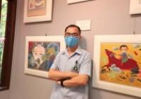 รูปภาพ : รศ.ลิปิกร ส่งมอบผลงานศิลปะจาก 63 ศิลปิน ให้แก่โรงพยาบาล 11 แห่ง