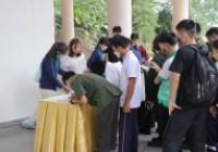 Image : กิจกรรมโครงการกิจกรรมเสริมสร้างประสบการณ์และพัฒนาทักษะชีวิต นักเรียนทุน กสศ. ณ มทร.ล้านนา เชียงราย
