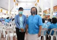 รูปภาพ : พิธีเจริญพระพุทธมนต์เฉลิมพระเกียรติ 12 สิงหาคม 2563