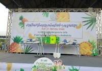 รูปภาพ : กิจกรรมวันสาธิตการผลิตสับปะรดคุณภาพ