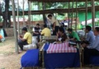 รูปภาพ : ผู้ช่วยอธิการบดี มทร.ล้านนา เข้าร่วมงานตรวจประเมินโครงการประกวดชุมชนต้นแบบเกษตรอินทรีย์ ระดับกลุ่มจังหวัดภาคเหนือตอนบน