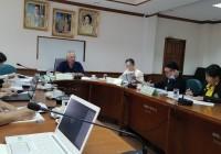 รูปภาพ : 14 ก.ย.63:มทร.ล้านนา เข้าร่วมประชุมคณะกรรมการประสานความร่วมมือทางวิชาการมูลนิธิโครงการหลวง ครั้งที่ 1/2563