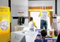 """รูปภาพ : นว.โสตฯ ร่วมเป็นวิทยากรบรรยายพิเศษ """"สิงห์อาสา สร้างงาน สร้างอาชีพ"""" (E-Commerce ทำธุรกิจออนไลน์)"""