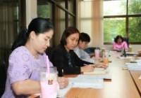 รูปภาพ : มทร.ล้านนา ลำปาง จัดประชุมโครงการจัดการองค์ความรู้ ปี 2563 พัฒนาสมรรถนะการปฏิบัติงานของบุคลากรสายสนับสนุน 11 กย63