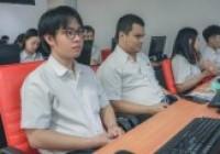 รูปภาพ : นว.คอมฯ อบรมการใช้งาน Ms Excel นศ.หลักสูตรภาษาอังกฤษฯ ก่อนสหกิจศึกษา