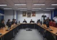 รูปภาพ : ประชุมสัมมนาความร่วมมือทางวิชาการระหว่างคณะวิทยาศาสตร์และเทคโนโลยีการเกษตร และวิทยาลัยเทคนิคตาก