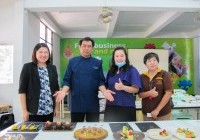 รูปภาพ : โครงการอบรมพัฒนาทักษะสู่การเป็นผู้ประกอบการ การจัดอาหาร