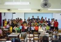 รูปภาพ : คณะวิศวกรรมศาสตร์จัดอบรมให้กับนักเรียนโรงเรียนเมืองปานวิทยา