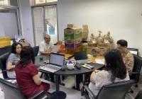 รูปภาพ : ประชุมเตรียมความพร้อม Design Thinking และ YMAC2020