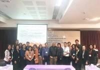 รูปภาพ : คณาจารย์ บุคลากร มทร.ล้านนา เชียงราย เข้าร่วมโครงการฝึกอบรมเชิงปฎิบัติการ เรื่อง การเขียนบทความวิจัยเชิงนวัตกรรมเพื่อชุมชนและสังคม