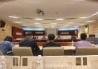 รูปภาพ : 18 ต.ค.63: มทร.ล้านนา เข้าร่วมประชุมหารือ แนวทางการดำเนินงานโครงการยกระดับเศรษฐกิจและสังคมรายตำบลแบบบูรณาการ (1 ตำบล 1 มหาวิทยาลัย)
