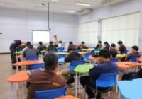 รูปภาพ : งานสหกิจศึกษา จัดกิจกรรมส่งเสริมทักษะวิชาชีพนักศึกษา (เตรียมความพร้อมก่อนออกสหกิจศึกษา)