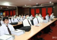 รูปภาพ : แลกเปลี่ยนเรียนรู้การฝึกประสบการณ์วิชาชีพครู ภาคเรียนที่ 1/2563