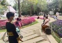 รูปภาพ : นักศึกษา มทร.ล้านนา เชียงราย ฝึกประสบการณ์การเป็นมัคคุเทศก์อาสาในงานเชียงรายดอกไม้งามครั้งที่ 17