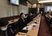 รูปภาพ : ผู้ช่วยอธิการบดี มทร.ล้านนา เชียงราย เข้าร่วมการประชุมคณะกรรมการขับเคลื่อนเมืองเชียงรายเป็นเครือข่ายเมือง สร้างสรรค์ของ UNESCO ครั้งที่ 1/2564