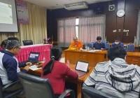 รูปภาพ : ประชุมทางการ ต.แม่แฝกใหม่ 1ตำบล1มหาลัยฯ