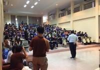 รูปภาพ : อบรมชิงปฏิบัติการพัฒนานวัตกรรม 1 ณ โรงเรียนวิทยาศาสตร์จุฬาภรณราชวิทยาลัย เชียงราย