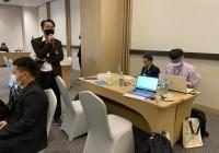 รูปภาพ : คณะวิศวกรรมศาสตร์ เข้าร่วมการประชุมเชิงปฏิบัติการเพื่อปรับปรุงข้อเสนอโครงการทุนนวัตกรรม