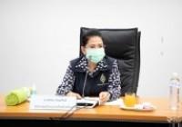 รูปภาพ : ประธานแม่บ้านมหาดไทยเยี่ยมนักศึกษาทุนมูลนิธิร่วมจิตต์น้อมเกล้าฯ ประจำปีการศึกษา 2564