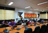 รูปภาพ : มทร.ล้านนา เชียงราย เข้าร่วมประชุมคณะกรรมการดำเนินงานจัดประชุมวิชา CRCI และ EENET