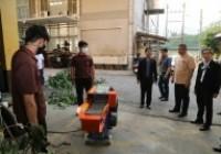 รูปภาพ : ผู้ว่าฯ เชียงใหม่ เยี่ยมชมกระบวนการจัดการ เพื่อลดการเผาเศษวัสดุเหลือใช้ทางการเกษตร