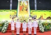 รูปภาพ : มทร.ล้านนา ร่วมพิธีวันพระพุทธยอดฟ้าจุฬาโลกมหาราช และวันที่ระลึกมหาจักรีบรมราชวงศ์