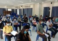 Image : มทร.ล้านนา เชียงราย เข้าร่วมการประชุมการเฝ้าระวังป้องกันและควบคุมโรคติดต่อเชื้อไวรัสโควิด ๒๐๑๙ (COVID-19) ตำบลทรายขาว