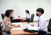 รูปภาพ : สอบสัมภาษณ์นักศึกษาใหม่โครงการพิเศษ รอบ TCAS1 ปีการศึกษา 2564