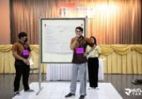 รูปภาพ : กิจกรรมอบรมผู้นำนักศึกษา ประจำปี 2563