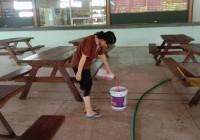 Image : มทร.ล้านนา เชียงราย Big Cleaning Day ภายในอาคารสำนักงาน ห้องเรียน โรงอาหาร ตลอดจนโรงฝึกงานของนักศึกษาทั่วทั้งมหาวิทยาลัยฯ เพื่อป้องกันการแพร่ระบาดของเชื้อไวรัส COVID-19