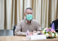รูปภาพ : ชี้แจงและรับฟังการเสนอความคิดเห็นการจัดตั้งโรงพยาบาลสนาม มทร.ล้านนา ตาก