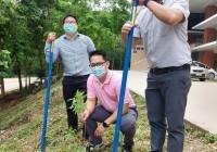 รูปภาพ : 25 พ.ค.64: สถช.ร่วมกิจกรรมปลูกต้นไม้เนื่องในวันต้นไม้แห่งชาติ ประจำปี 2564