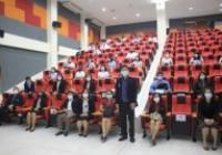 รูปภาพ : ปฐมนิเทศนักศึกษาใหม่ มทร.ล้านนา น่าน ปีการศึกษา 2564 วันที่ 10 มิ.ย. 2564
