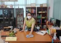 รูปภาพ : มทร.ล้านนา ลำปาง  จัดกิจกรรมรักษาความสะอาด ตามแผนปฏิบัติการสิ่งปฏิกูลและมูลฝอยจังหวัดลำปาง9มิย64