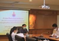 รูปภาพ : ประชุมหารือแนวทางการดำเนินงาน โครงการชีววิถีเศรษฐกิจพอเพียง การบริการวิชาการการถ่ายทอดเทคโนโลยีและต่อยอดองค์ความรู้ฯ