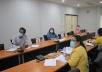 รูปภาพ : ประชุมคณะกรรมการบริหาร มทร.ล้านนา น่าน ครั้งที่ 4/2564 วันจันทร์ที่ 19 กรกฏาคม 2564 เวลา 15.00 น.
