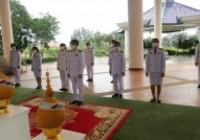รูปภาพ : มทร.ล้านนา เชียงราย จัดพิธีถวายพระพรชัยมงคล เนื่องในวันเฉลิมพระชนมพรรษา สมเด็จพระนางเจ้าสิริกิติ์ พระบรมราชินีนาถ พระบรมราชชนนรพันปีหลวง และเนื่องในวันแม่แห่งชาติ 12 สิงหาคม
