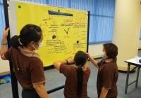 รูปภาพ : กองการศึกษา มทร.ล้านนา น่าน จัดกิจกรรมพัฒนาคน พัฒนางาน และทบทวนแผนพัฒนากองการศึกษาน่าน เป็นวันที่ 2