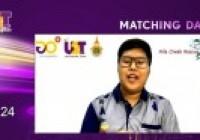 รูปภาพ : มทร.ล้านนา เชียงราย ทีม อบต.สันกลาง ได้รับเลือกเป็นตัวแทน 1 ใน 5 ทีมการนำเสนอนวัตกรรมที่ทำในโครงการ U2T จากกิจกรรม U2T Matching Day